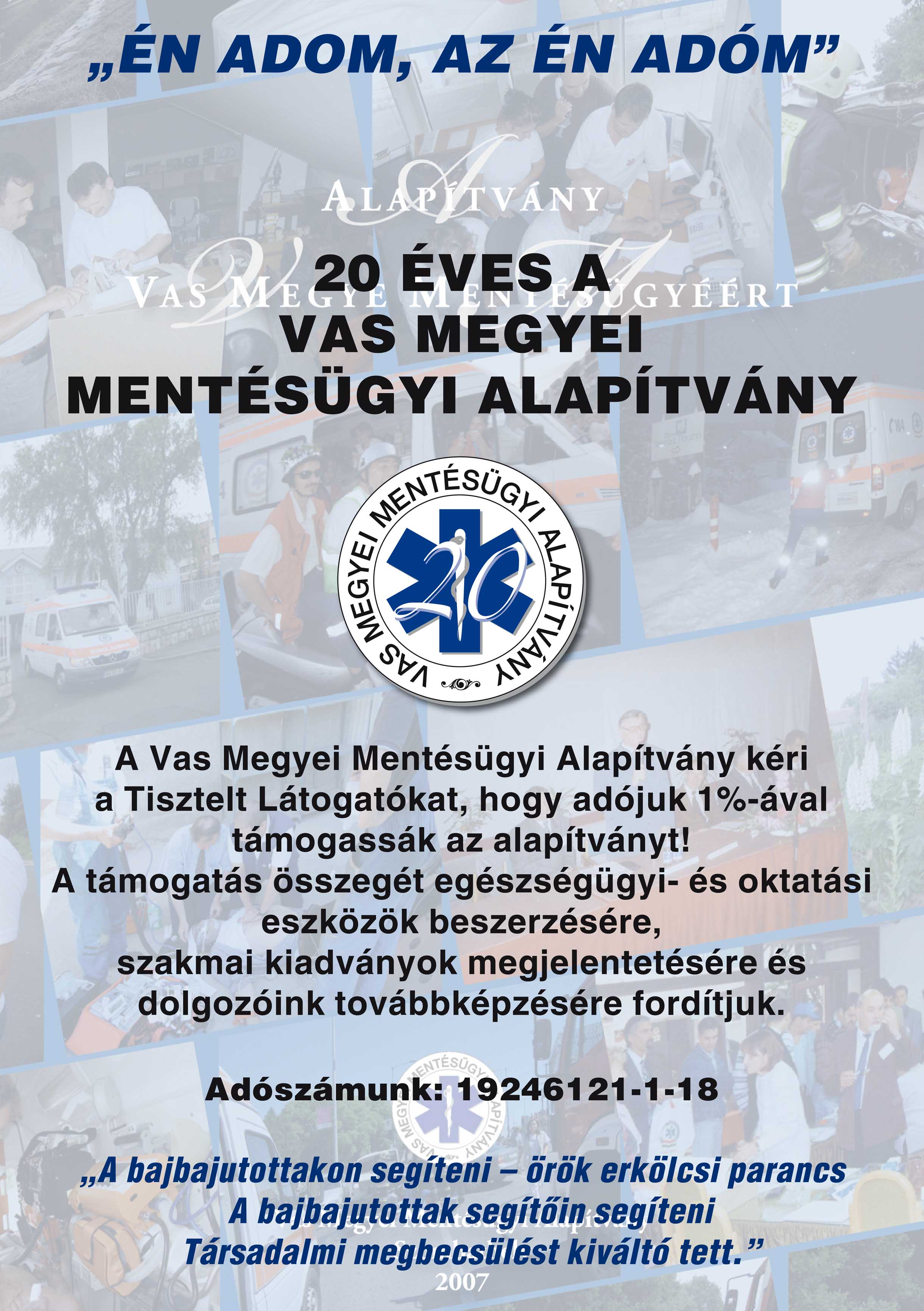 Vas Megyei Mentsgy